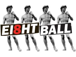 Ei8ht Ball Logo